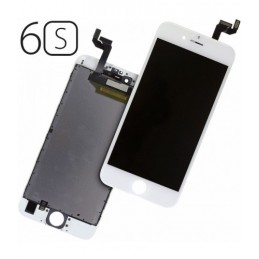 LCD APPLE COMPATIBILE IPHONE 6S BIANCO HIPIX ALTA QUALITA\'