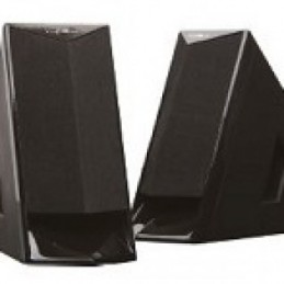CASSE 2.0 USB MULTIMEDIA SPEAKER SYSTEM 6W IGLOO BLACK