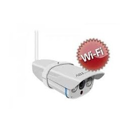 CAMERA IP ADJ PIGEON HD EXT WIFI