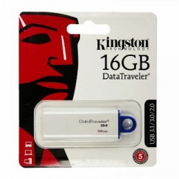 Pendrive 16GB Kingston DTI-G4 USB 3.1 3.0 2.0