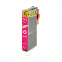 CARTUCCIA COMP. HP 364XL CB324E MAGENTA