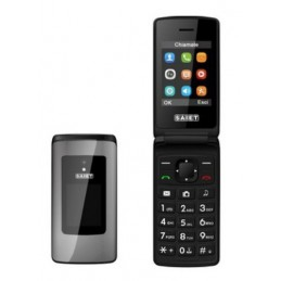 CELLULARE SAIET MC20 LIKE GRAPHITE DUAL SIM