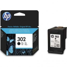 Cartuccia Originale HP 302 NERO