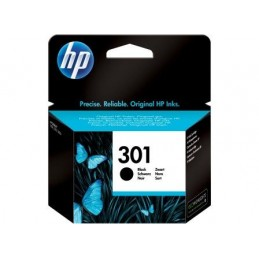 Cartuccia Originale HP 301 NERO