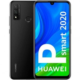 CELLULARE HUAWEI P SMART 2020 Black 128GB 4GB DUOS