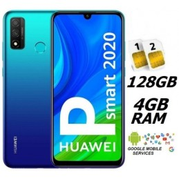 CELLULARE HUAWEI P SMART 2020 Aurora Blue 128GB 4GB DUOS